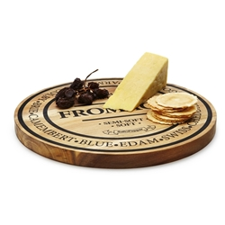 FROMAGE Board - Round - Small
