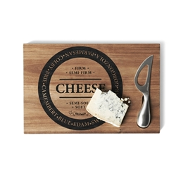 FROMAGE Board With Knife