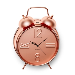 ZONE Alarm Clock Small - Rose Gold