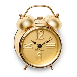 ZONE Alarm Clock Small - Gold