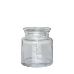 SUDS Canister - Clear Glass
