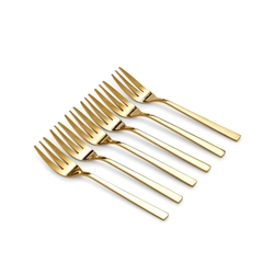 HOST Forks - Set of 6 - Gold