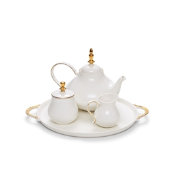 ECLECTIC Tea Set - 4Pc