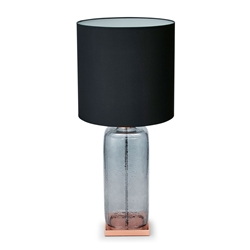 CAPRI Table Lamp - Rose Gold