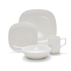 SHADE Dinner Set - 16pc - White