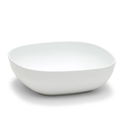 SHADE Salad Bowl - White