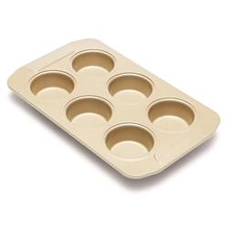 ROYAL BAKING COMPANY -   Muffin Pan - 6 Cup