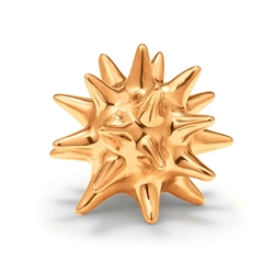 ORBIT Decorative Spiked Ball - Gold