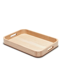 BUTLER Tray - Light Wood