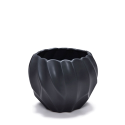 KENJI Planter - Black