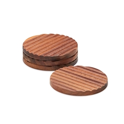 RIVETED Coaster - Set of 4