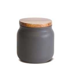 HUDSON Canister - Small - Charcoal