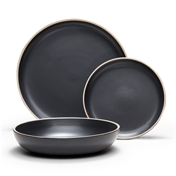 KURO Dinner Set - 12 Piece
