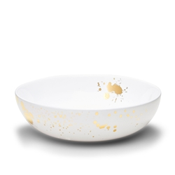 POLLOCK Salad Bowl - Gold