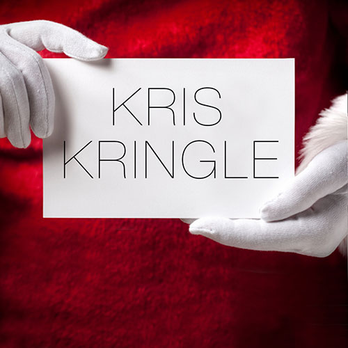 For Kris Kringle