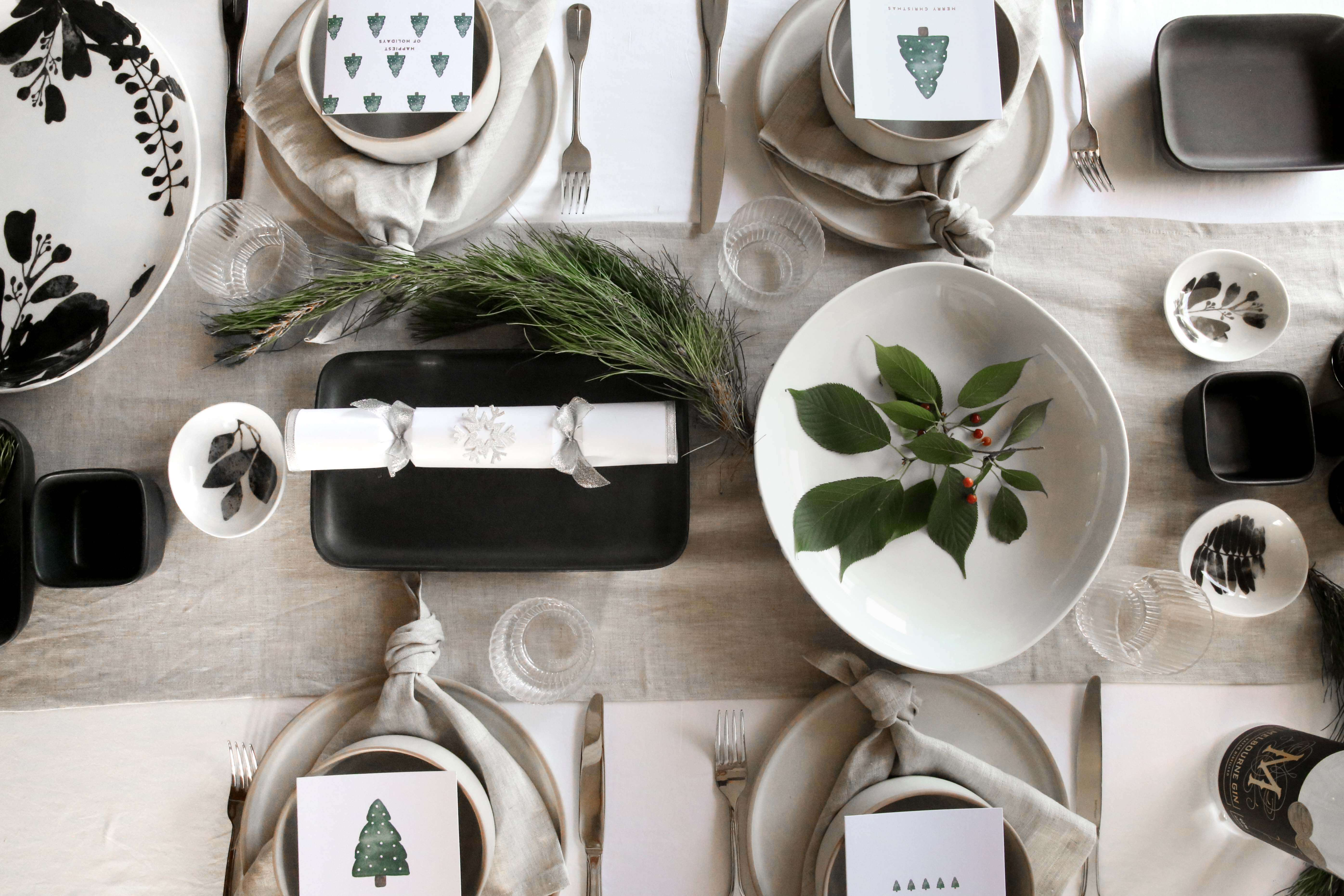Top 3 Ways to Style Your Christmas Table
