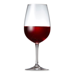 SALUT Red Wine Glasses - Set of 6
