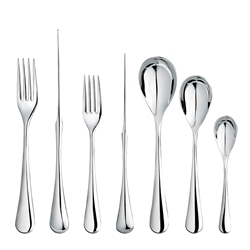 Robert Welch ASHBURY Bright Cutlery Set - 56 Piece