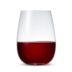 CUVEE Stemless Wine Glasses - Set of 6
