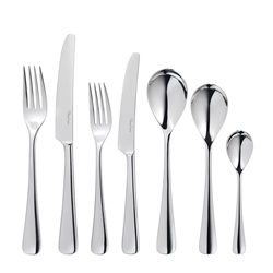 Robert Welch MALVERN Bright Cutlery Set - 56 Piece