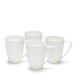 EDGE Coffee Mug - 420ml - Bullet - Set of 4