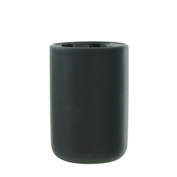 SUDS Toothbrush Tumbler - Black