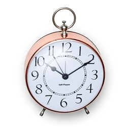 ZONE Stopwatch Clock - Rose Gold