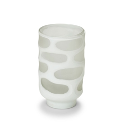 LAGUNA  Vase - Small - White