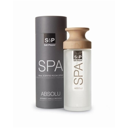 SPA ABSOLU Room Spray - Bergamot, Vanilla & Patchouli - Small