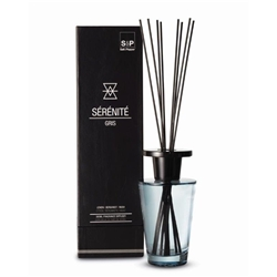 SERENITE  GRIS Diffuser - Lemon, Bergamot & Musk - Small