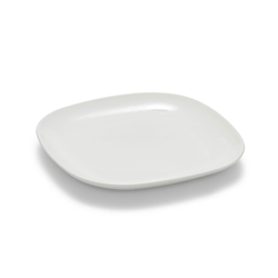SHADE Side Plate - White