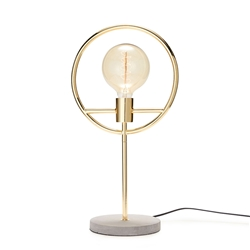 GEORGIA Table Lamp - Gold
