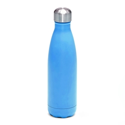 HYDRA WATER BOTTLE LIGHT BLUE 500ML