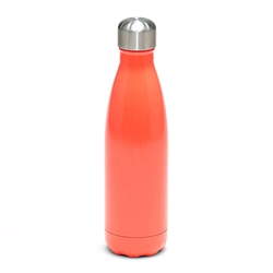 S&P HYDRA WATER BOTTLE DOUBLE  WALL 500ML ORANGE