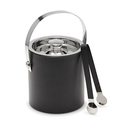 BOND Ice Bucket With Tongs