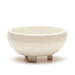IRIS Footed Bowl