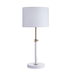VICTORIA Table Lamp - White
