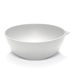 HUDSON Prep Bowl - Large - White