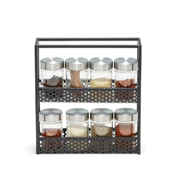 MODE Spice Rack - 9 Piece