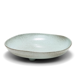 ARTEFACT Footed Platter - Grey
