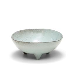 ARTEFACT Footed Bowl - Grey