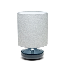 GREENWICH Table Lamp - Indigo