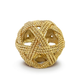 WALDORF Decorative Ball - 9.5cm