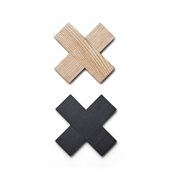 CROSS Coasters - Set of 4