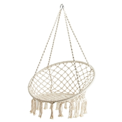 LUNA Swing Chair - Natural