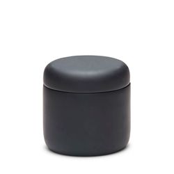 MANHATTAN Canister - Black