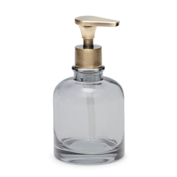 MONTMARTRE Soap Dispenser - Smoke