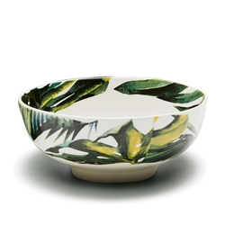 COLLECTIVE JUNGLE Bowl - Green