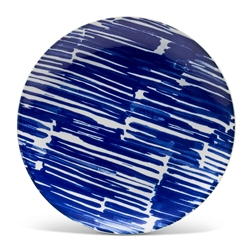 COLLECTIVE RAIN Plate - Blue