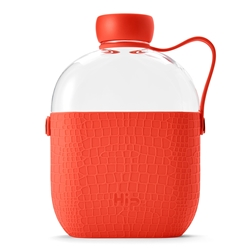 Hip Bottle - Coral